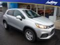 Chevrolet Trax LS AWD Silver Ice Metallic photo #1