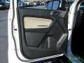 Ford Ranger Lariat SuperCrew 4x4 White Platinum Tri-Coat photo #23