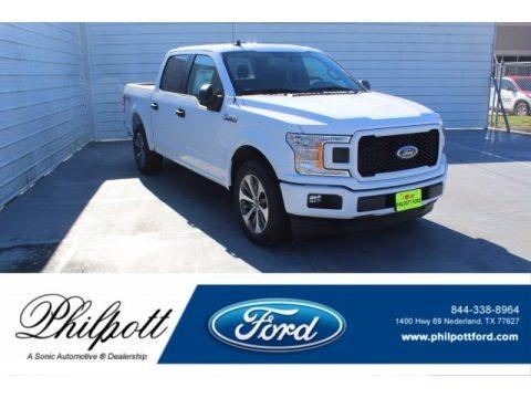 Oxford White 2020 Ford F150 STX SuperCrew