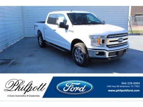 Oxford White 2020 Ford F150 XLT SuperCrew 4x4
