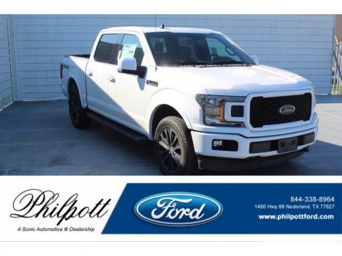 Oxford White 2020 Ford F150 STX SuperCrew 4x4