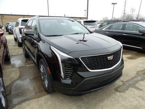 Stellar Black Metallic 2020 Cadillac XT4 Sport AWD