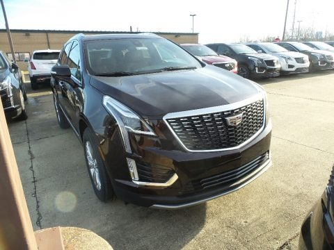 Garnet Metallic 2020 Cadillac XT5 Premium Luxury AWD