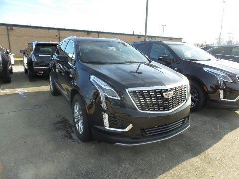 Stellar Black Metallic 2020 Cadillac XT5 Premium Luxury AWD