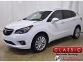 Buick Envision Premium AWD Summit White photo #1