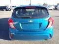 Chevrolet Spark LS Caribbean Blue Metallic photo #4
