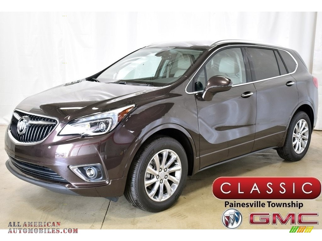2020 Envision Essence - Espresso Metallic / Light Neutral photo #1