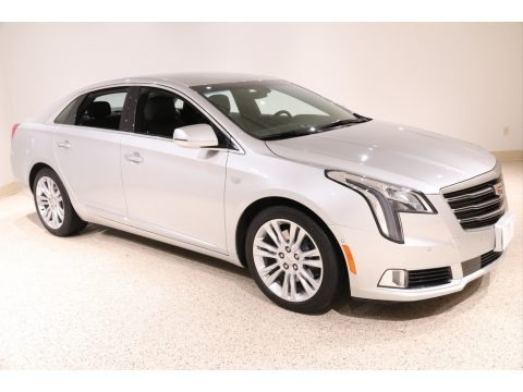 Radiant Silver Metallic 2019 Cadillac XTS Luxury