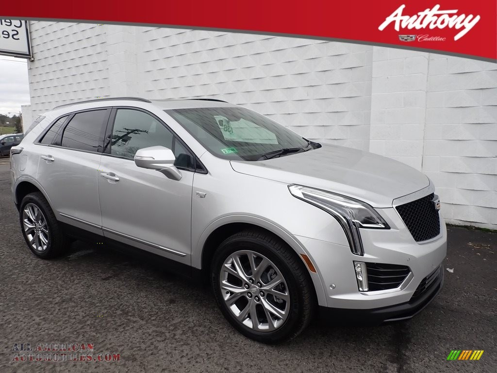 2020 XT5 Sport AWD - Radiant Silver Metallic / Jet Black photo #1
