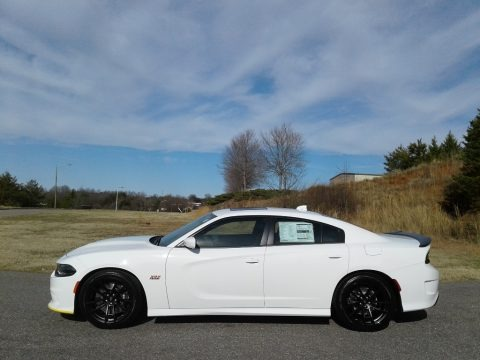 White Knuckle 2020 Dodge Charger R/T Scat Pack