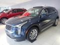 Cadillac XT4 Premium Luxury AWD Twilight Blue Metallic photo #10
