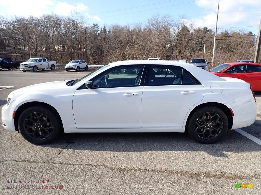 2020 300 Touring AWD - Bright White / Black photo #2