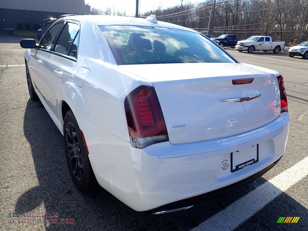 2020 300 Touring AWD - Bright White / Black photo #3