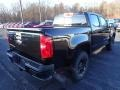 Chevrolet Colorado Z71 Crew Cab 4x4 Black photo #5
