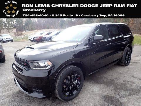 DB Black 2020 Dodge Durango R/T AWD