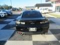 Chevrolet Camaro LT Coupe Black photo #4
