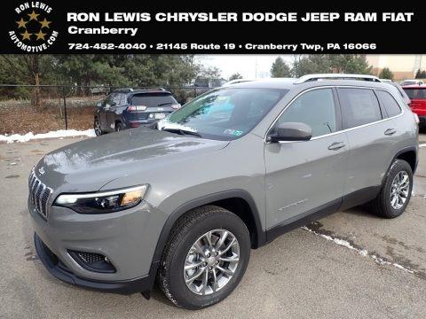 Sting-Gray 2020 Jeep Cherokee Latitude Plus 4x4