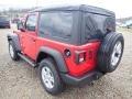 Jeep Wrangler Sport 4x4 Firecracker Red photo #3