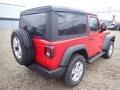Jeep Wrangler Sport 4x4 Firecracker Red photo #5