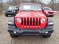 Jeep Wrangler Sport 4x4 Firecracker Red photo #8