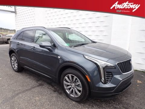 Shadow Metallic 2020 Cadillac XT4 Sport AWD