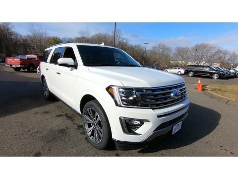 Oxford White 2020 Ford Expedition Limited 4x4