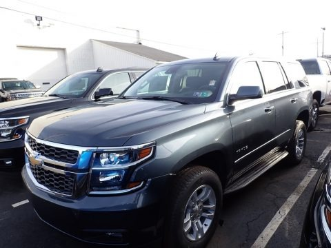 Shadow Gray Metallic 2020 Chevrolet Tahoe LT 4WD