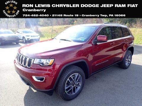 Velvet Red Pearl 2020 Jeep Grand Cherokee Laredo 4x4