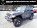 Jeep Wrangler Rubicon 4x4 Sting-Gray photo #1