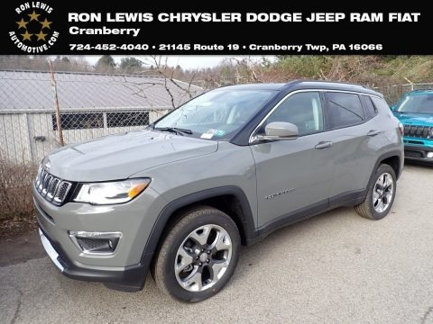 Sting-Gray 2020 Jeep Compass Limted 4x4