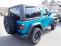 Jeep Wrangler Willys 4x4 Bikini Pearl photo #5