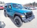 Jeep Wrangler Willys 4x4 Bikini Pearl photo #7