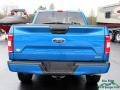Ford F150 STX SuperCab 4x4 Velocity Blue photo #4