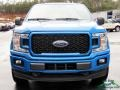 Ford F150 STX SuperCab 4x4 Velocity Blue photo #8