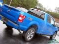 Ford F150 STX SuperCab 4x4 Velocity Blue photo #32