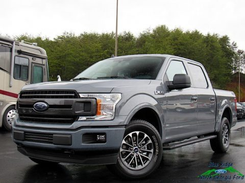 Abyss Gray 2020 Ford F150 XLT SuperCrew 4x4