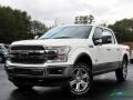 Ford F150 King Ranch SuperCrew 4x4 Star White photo #1