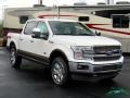 Ford F150 King Ranch SuperCrew 4x4 Star White photo #7