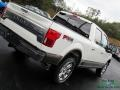 Ford F150 King Ranch SuperCrew 4x4 Star White photo #36