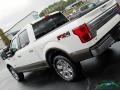 Ford F150 King Ranch SuperCrew 4x4 Star White photo #37