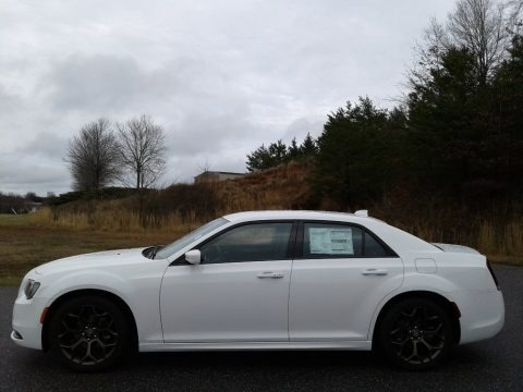 Bright White 2019 Chrysler 300 S