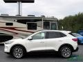 Ford Escape Titanium 4WD Star White Metallic Tri-Coat photo #2