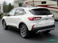 Ford Escape Titanium 4WD Star White Metallic Tri-Coat photo #3