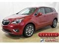 Buick Envision Essence AWD Chili Red Metallic photo #1
