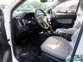 Ford Ranger Lariat SuperCrew 4x4 White Platinum photo #27