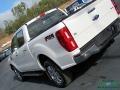 Ford Ranger Lariat SuperCrew 4x4 White Platinum photo #33