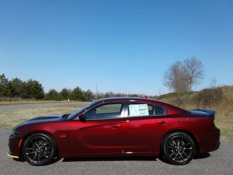 Octane Red 2020 Dodge Charger R/T Scat Pack
