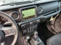Jeep Wrangler Unlimited Sahara 4x4 Billet Silver Metallic photo #10