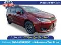 Chrysler Pacifica Limited Velvet Red Pearl photo #1