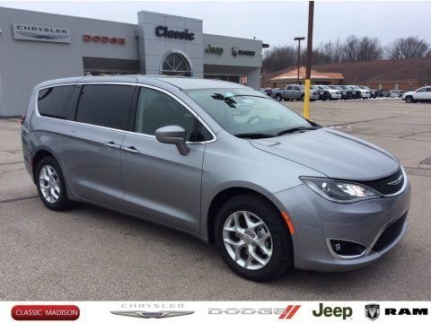 Billet Silver Metallic 2020 Chrysler Pacifica Touring